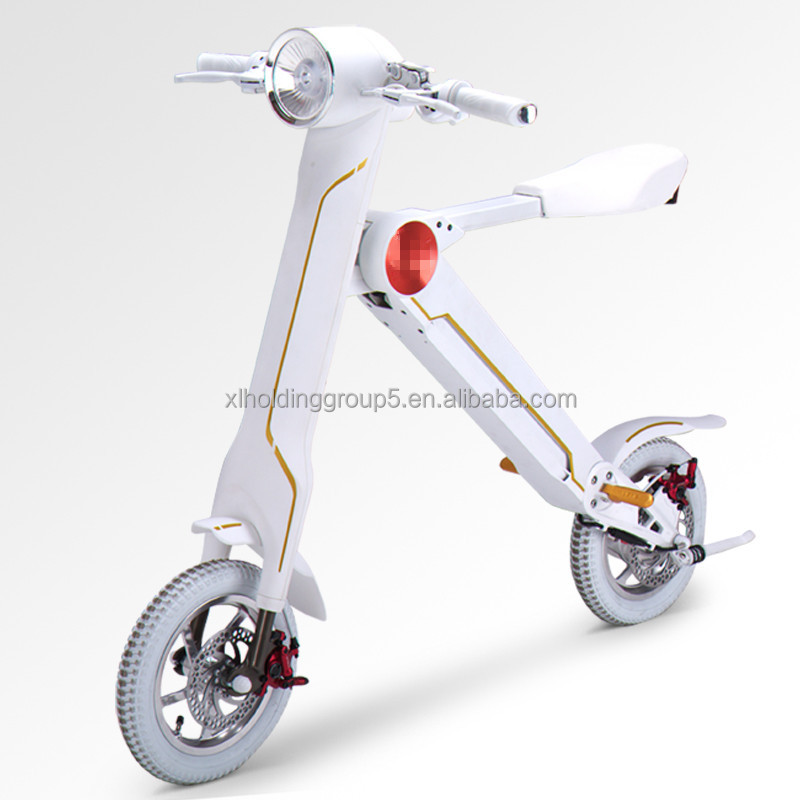 One second folding bike new smart electric folding bicycle excersise bike