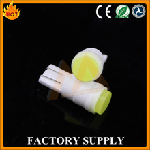 DOT Approved led lights COB Bulb Car Light T10 LED for Dashboard