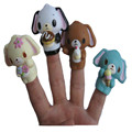 ICTI certificated custom made plastic puppets finger toys for kids