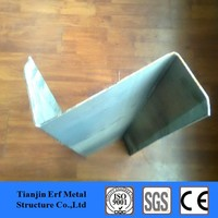 steel frame structure roofing z shaped steel channel