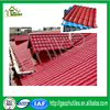 South America hot sale ASA+UPVC spanish red color roofing