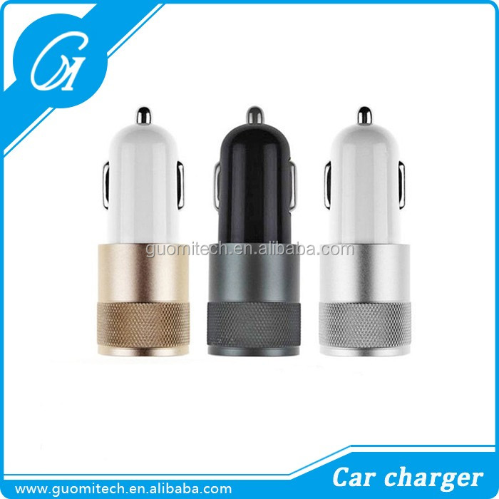 2016 New factory price wholesale cheap dual usb car charger