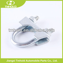 "Spring steel 3/8""U exhaust pipe clamps"