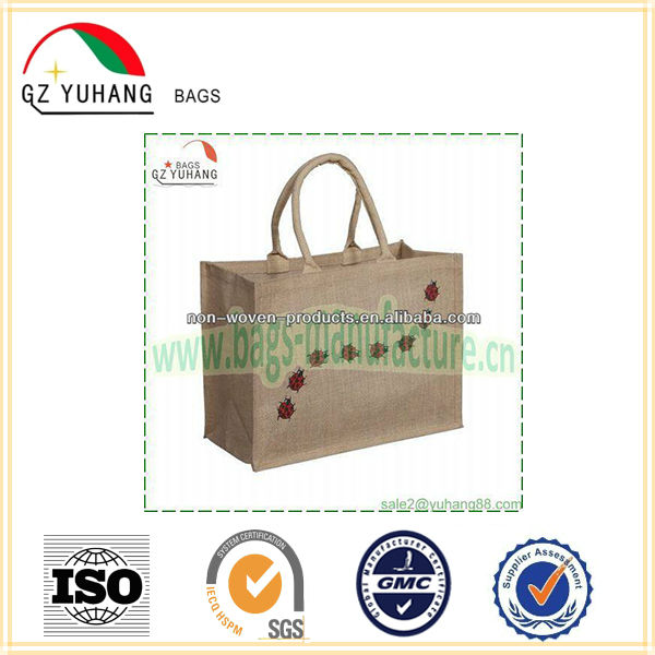 2012 jute bag for packing wheat