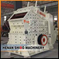 Cost Effective and Excellent Performance PF Series Vortex Strong Impact Crusher, stone mining site