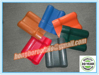 synthetic resin roofing tile royal style