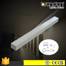 High Quality Suspended Pendant Led Ceiling Light 25W Led Recessed Linear Light