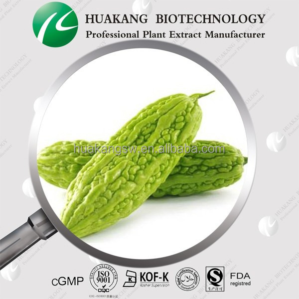100% Pure Powder Bitter Melon Extract