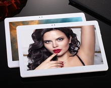 "Bulk Wholesale 10.1"" Quad Core 16GB HDD 32GB TF Card Android 5.1 3G GSM Video Calling Tablet PC with Aluminum Case"