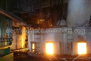 new technology electric submerged arc furnace
