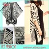 DC221-3# 2014 Women's loose export style hot new product/women latest designs poncho