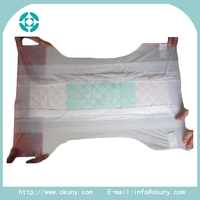 Breathable soft dry and comfortable sleepy baby diapers