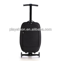 Lightweight Suitcase Trolley Luggage Bag Case
