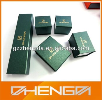 High Quality Custom Paper Jewelry Box Set In China