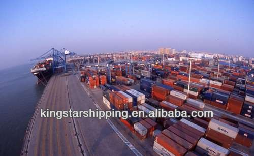 Shipping Containers To Chile from Xiamen China--Achilles