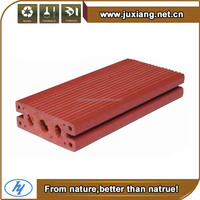 top quality WPC absolute waterproof composite wpc decking board
