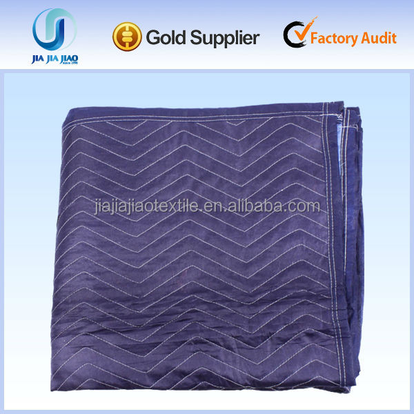 Home textile Polyester moving pads used in transportation