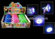 LED beyblade fashion 2013 new mixed color deliver SUPER GYRO Beyblade,Beyblade spin top toy