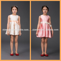 2015 summer fashon style children dress kids dress girls' dresses