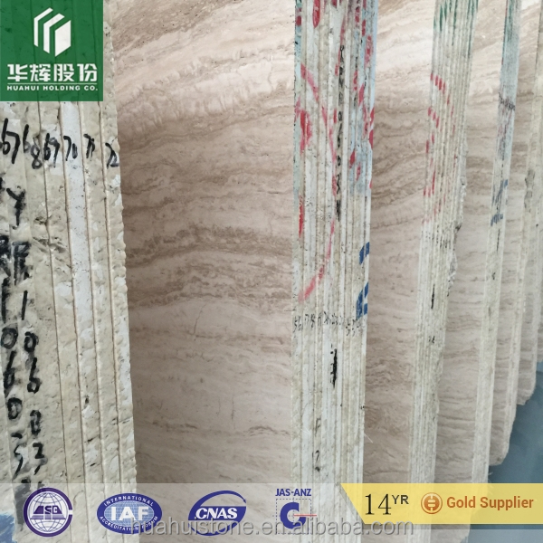 Gold supplier gold product Roman Travertine from Italy with good quality