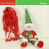 Red and Green Snowman 2015 christmas gift catalog