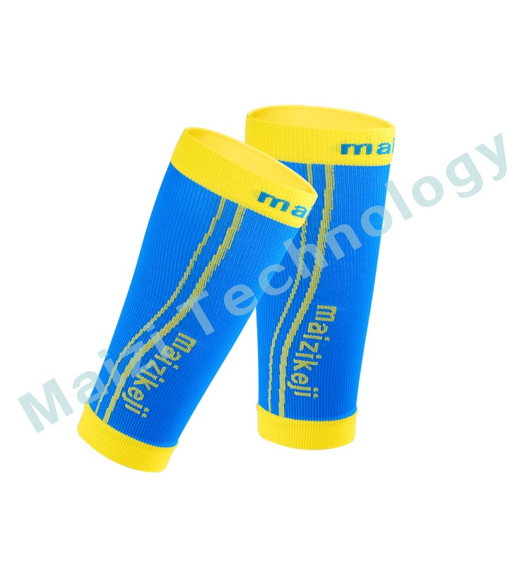 Compression elastic calf sleeve FDA certificate