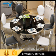 The Best and Cheapest metal glass chairs tables With Recycle System