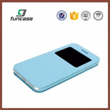 Newest custom leather waterproof mobile phone case for samsung galaxy j1