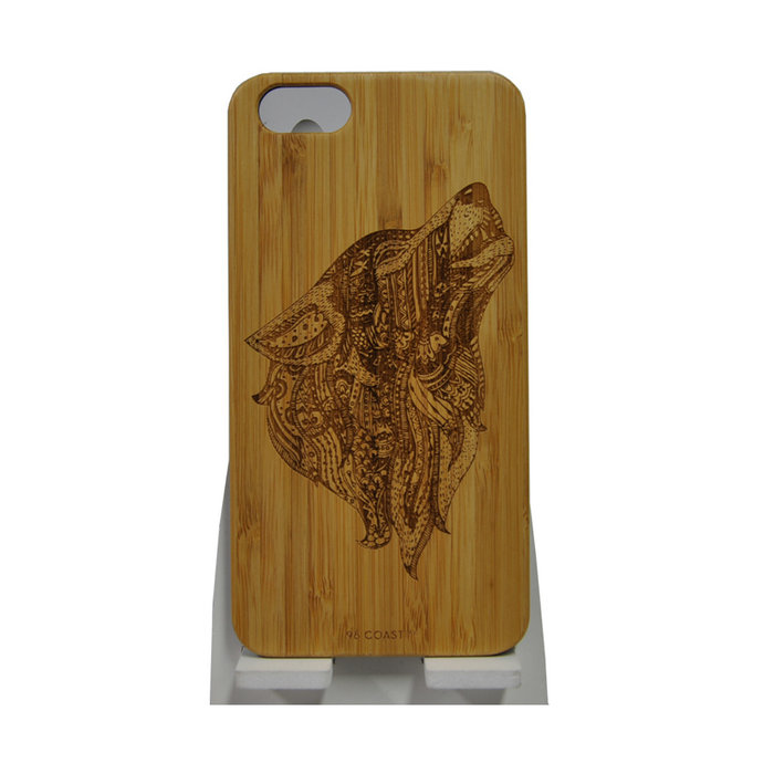 OEM/ODM Dongguan QianYuan Factory 2017 Baoboo Wooden Phone Accessories 4.7 Latest Durable Engraving Mobile Covers for I phone 7