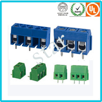 Aftermarket 5.08mm Terminal Block Male Female Screwed PCB Terminal Plug