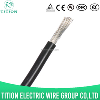 UL1335 PVC 10 gauge insulated electrical tinned copper conductor wire
