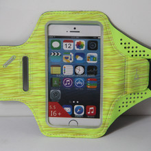 For iPhone 6 Sports Running Jogging Gym Armband Case Cover Key Holder Pouch -Laudtec