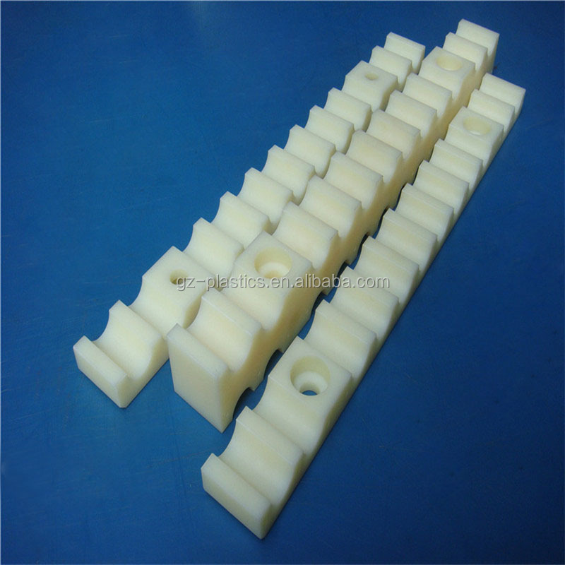OEM and ODM customized high precision black cnc machining acetal pipe plastic pom tube