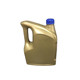 Cost-effective plastic gasoline petrol oil jerry cans for fuel additive
