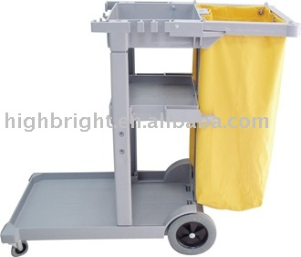 cleaning trolley, cleaning cart