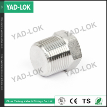 YAD-LOK ISO Threaded Cap Hydraulic Quick Connect Joints Couple Pipe Fitting Caps