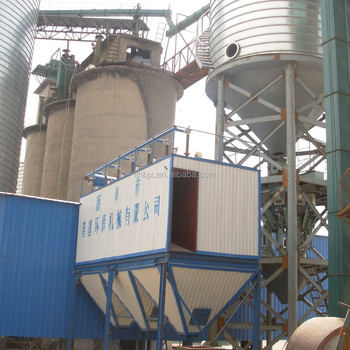 Plenum-pulse dust collector/5 micron pulse dust collector for cement plant