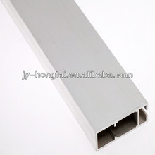 white powder coated sliding door aluminium profiles