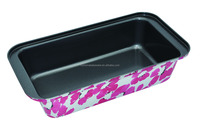 New Design Non-stick Cake Loaf Pan Mold of Carbon Steel Bakeware