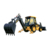 WZ30-25C mini tractor backhoe loader with price for sale
