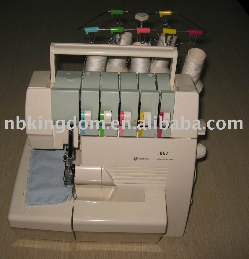 857 5-Thread Overlock Sewing machine