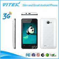 Cheap 3.5 inch China Made Android Slim and Small Mobile Phones
