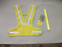 3M high visibility reflective protective clothing railway construction long sleeves safety vest