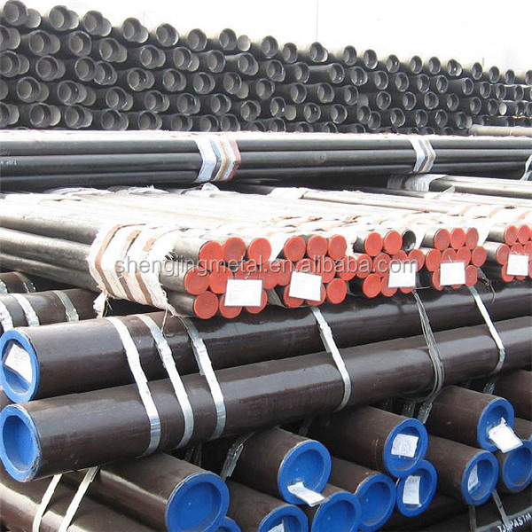 API 5L Grade B X42 Seamless Carbon Steel Pipe Oil Gas Transmission