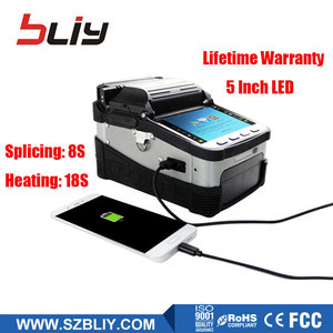 Brand-New And Used Optical Fiber Splicer Fusion, Fiber Optic cable Fusion Splicing Machine Price