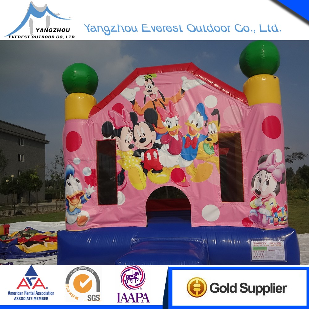 High quality cheap jumping castle inflatable