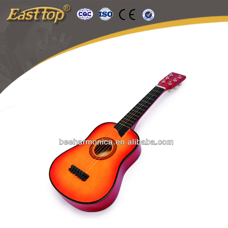 high quality new product wooden children toy guitar with competitive price