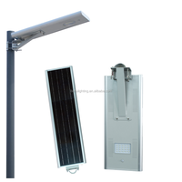 outdoor led all in one solar street light