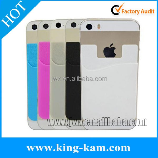 Soft and long-lasting silicone mobile phone bags and cases