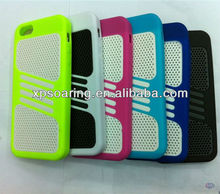 PC hard case back cover for iphone 5